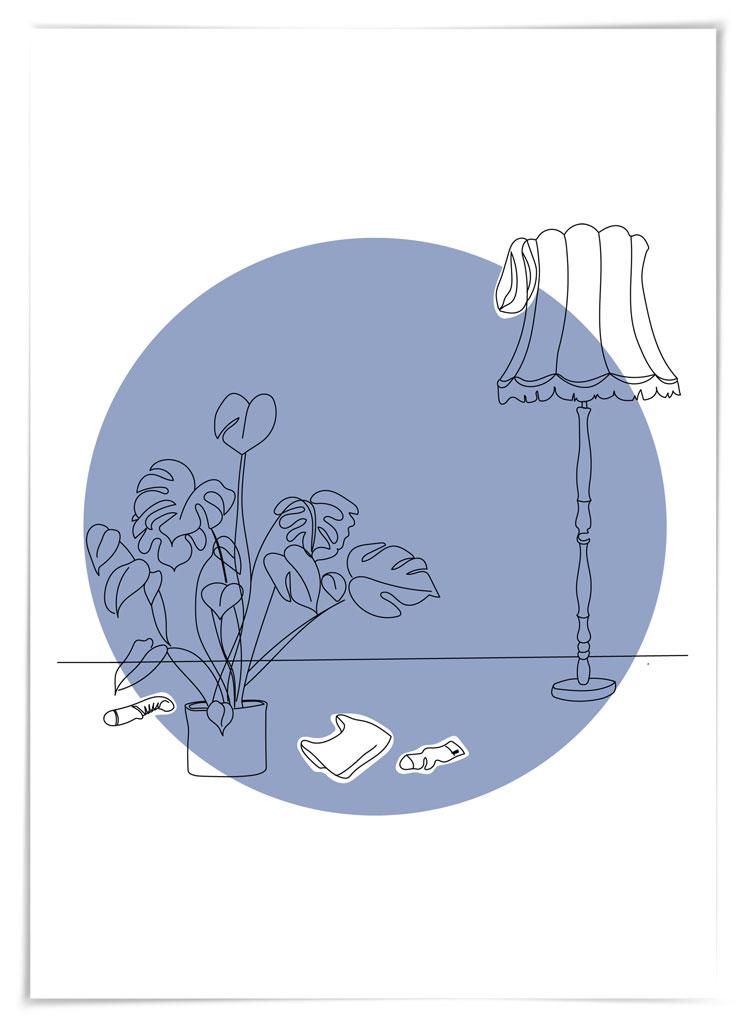 aidshilfe leipzig illustration