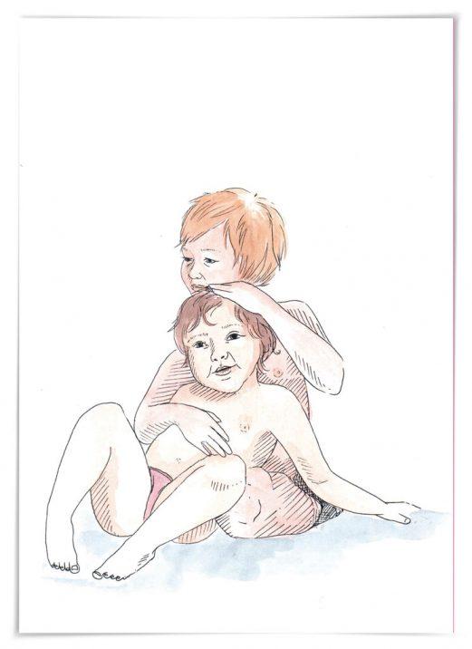 Methodenset frühkindliche Sexualität